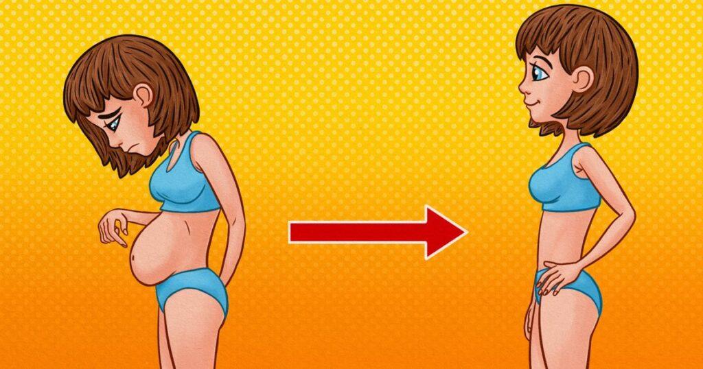 7 lucruri care se întâmplă în organismul tău atunci când slăbești prea repede